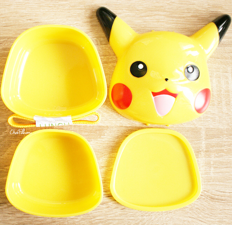 boutique kawaii shop chezfee pokemon licence boite bento japonais made in japan pikachu 4