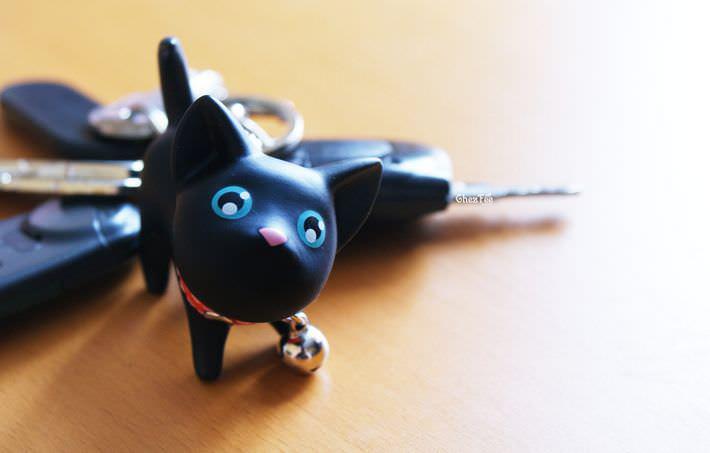 Keychain straps charms accessoire pour sac porte for Accessoire pour decoration