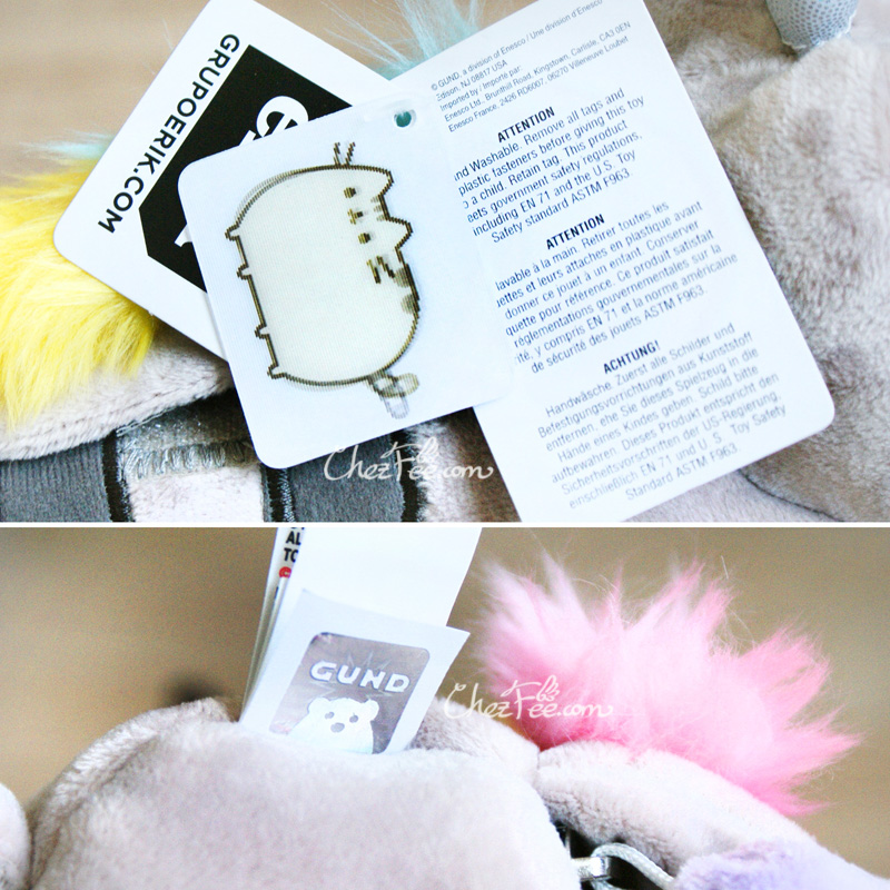 boutique papeterie fourniture kawaii shop france chezfee trousse peluche pusheen licorne officiel 7