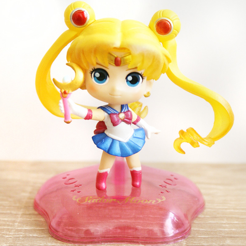 boutique kawaii shop chezfee gashapon figurine trinkle statue sailor moon 1