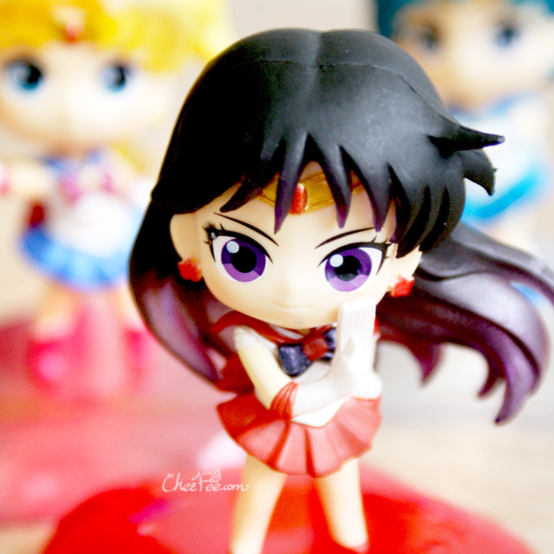 boutique kawaii shop chezfee gashapon figurine trinkle statue sailor moon mars 2