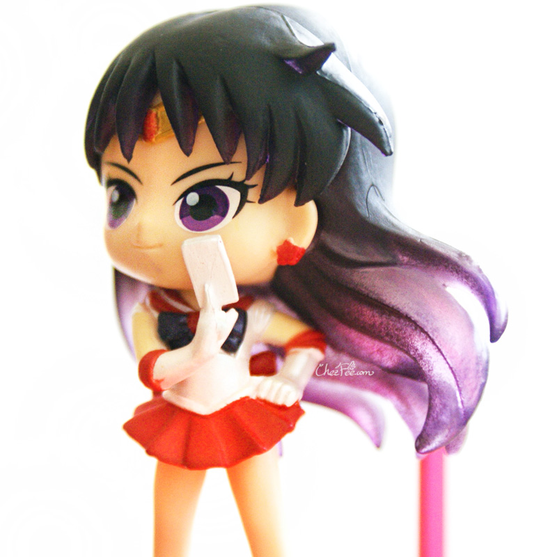 boutique kawaii shop chezfee gashapon figurine trinkle statue sailor moon mars 3