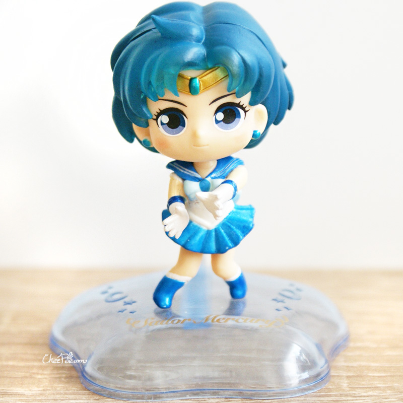 boutique kawaii shop chezfee gashapon figurine trinkle statue sailor moon mercury 1