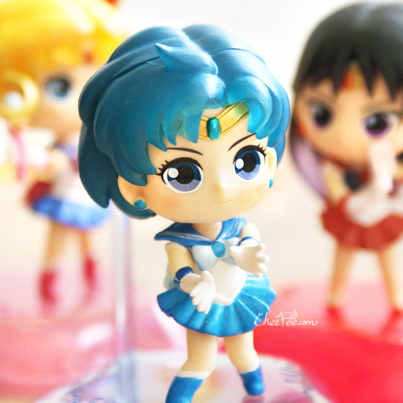 boutique kawaii shop chezfee gashapon figurine trinkle statue sailor moon mercury 2