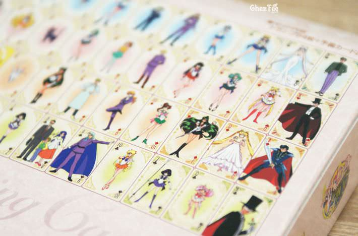 boutique kawaii shop cute chezfee france sailor moon officiel jeu cartes 5