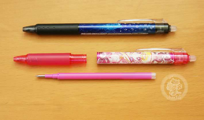 boutique kawaii shop cute stylo sailor moon pilot frixion3