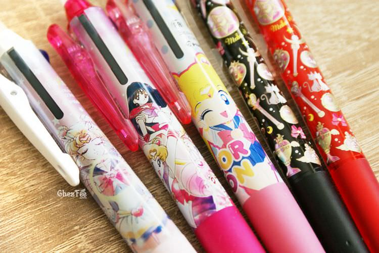 boutique kawaii shop cute chezfee france papeterie stylo pilot frixion sailor moon officiel 2
