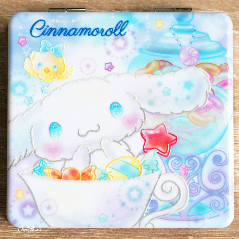 boutique kawaii shop france chezfee miroir poche sanrio officiel cinnamoroll bonbon 1