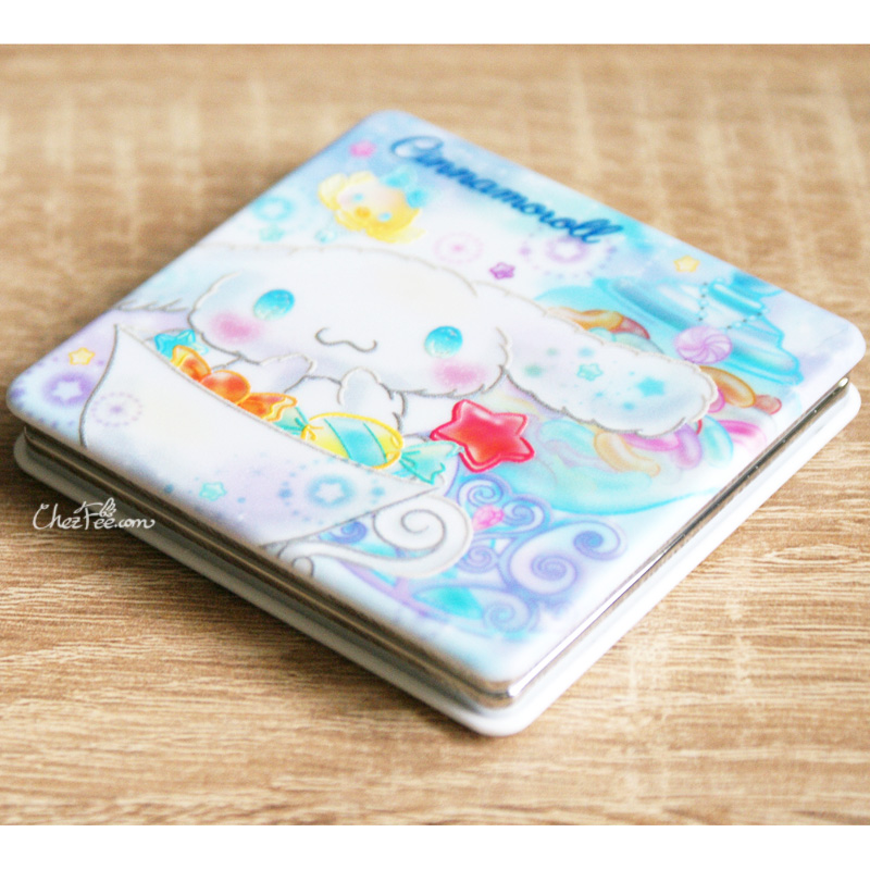 boutique kawaii shop france chezfee miroir poche sanrio officiel cinnamoroll bonbon 2