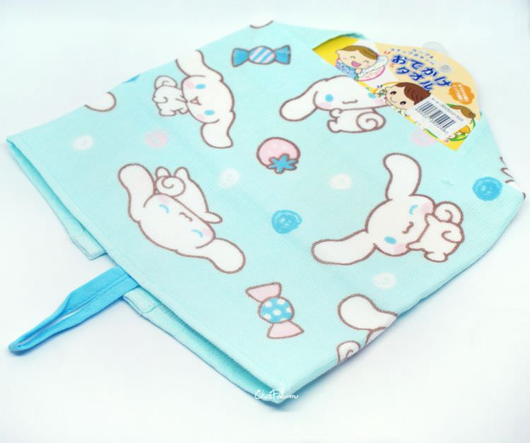 boutique kawaii shop chezfee sanrio cinnamorill serviette bebe coton 1