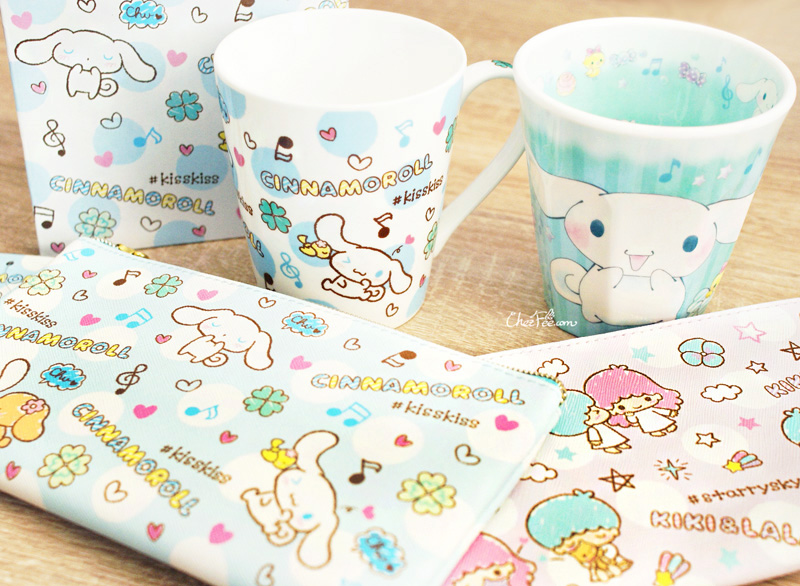 boutique kawaii shop papeterie chezfee sanrio officiel authentique cinnamoroll 1s