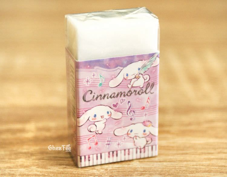 boutique kawaii shop papeterie chezfee sanrio cinnamoroll gomme 2