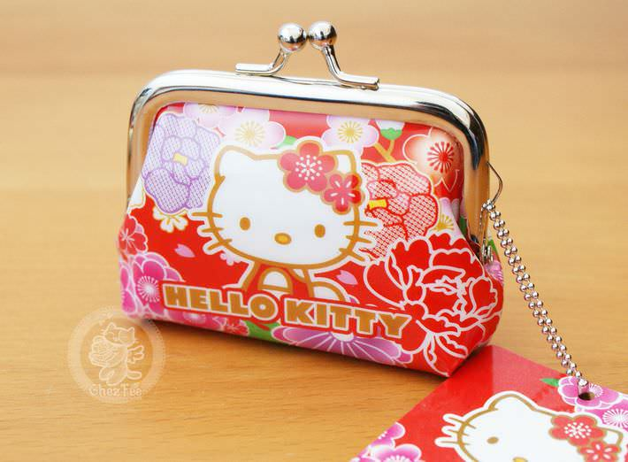 boutique kawaii shop chezfee com nouvel an fete japonais tradition sanrio hellokitty porte monnaie strap rouge1