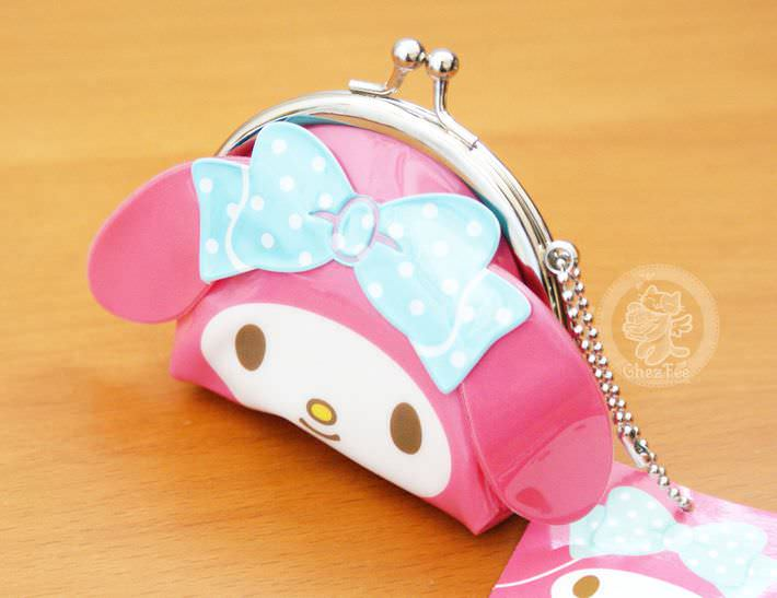 boutique kawaii shop cute box chezfee porte monnaie sanrio mymelody1
