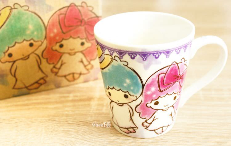 boutique kawaii shop chezfee sanrio little twin stars etoile mug 1