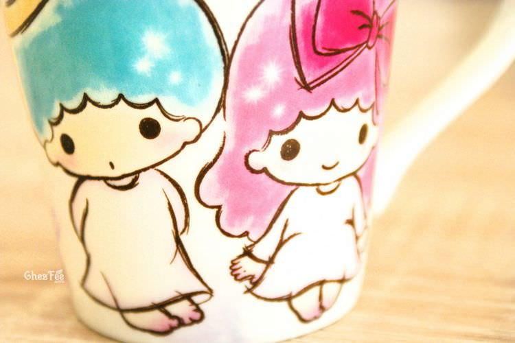 boutique kawaii shop chezfee sanrio little twin stars etoile mug 4