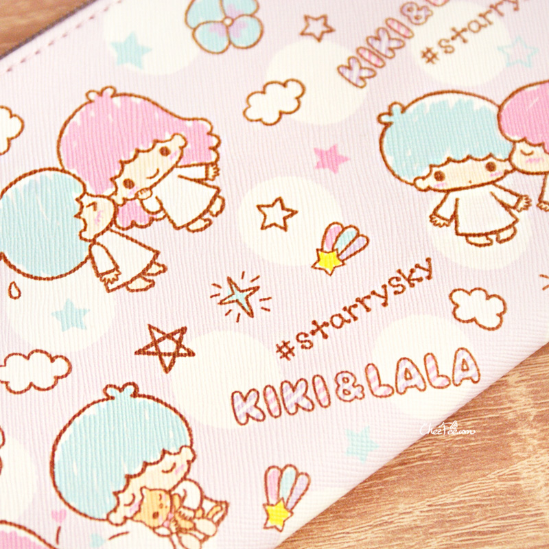 boutique kawaii shop papeterie chezfee sanrio officiel authentique little twin stars trousse pochette 3