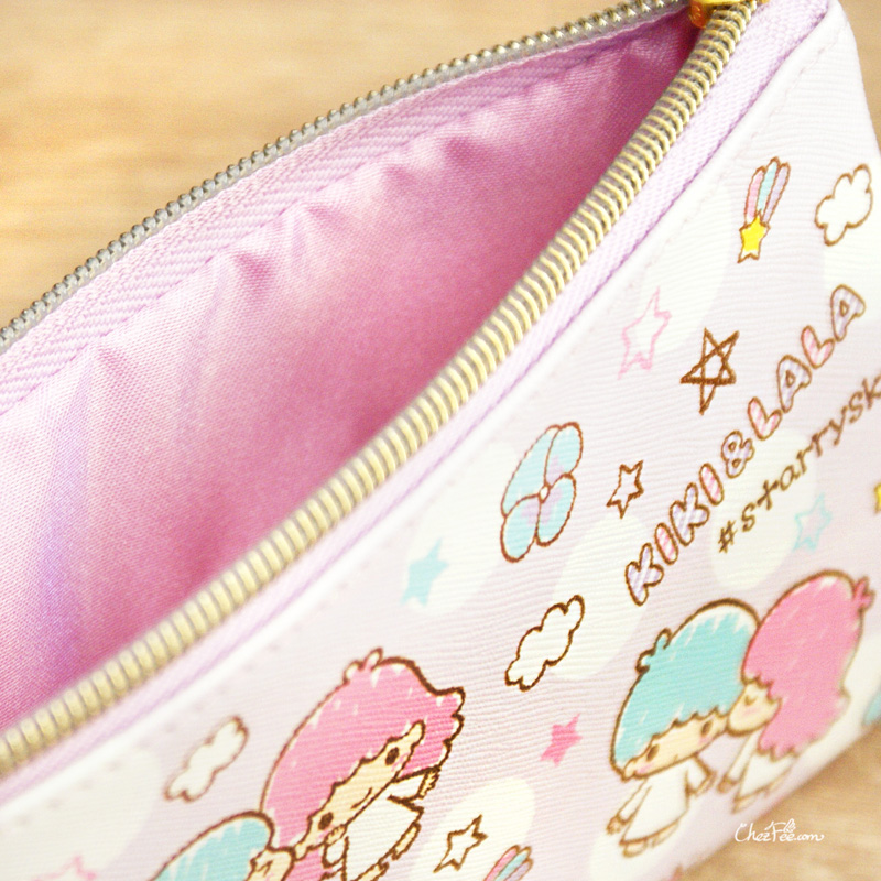boutique kawaii shop papeterie chezfee sanrio officiel authentique little twin stars trousse pochette 5