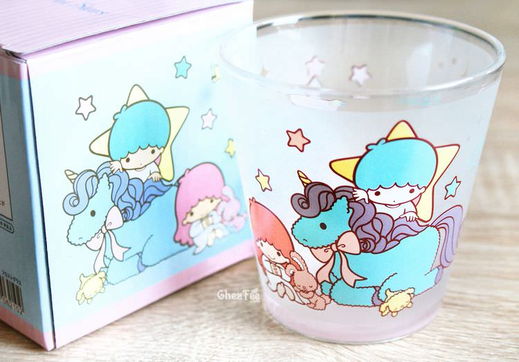 boutique kawaii shop chezfee verre sanrio authentique little twin stars licorne 2