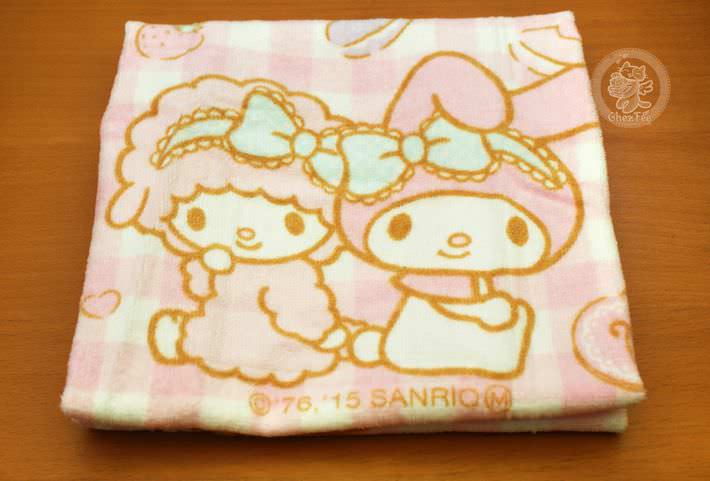 boutique kawaii shop cute lolita sanrio mymelody lapin grande serviette3
