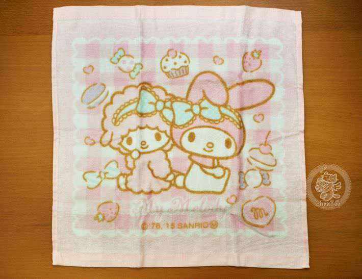 boutique kawaii shop cute lolita sanrio mymelody lapin petite serviette2