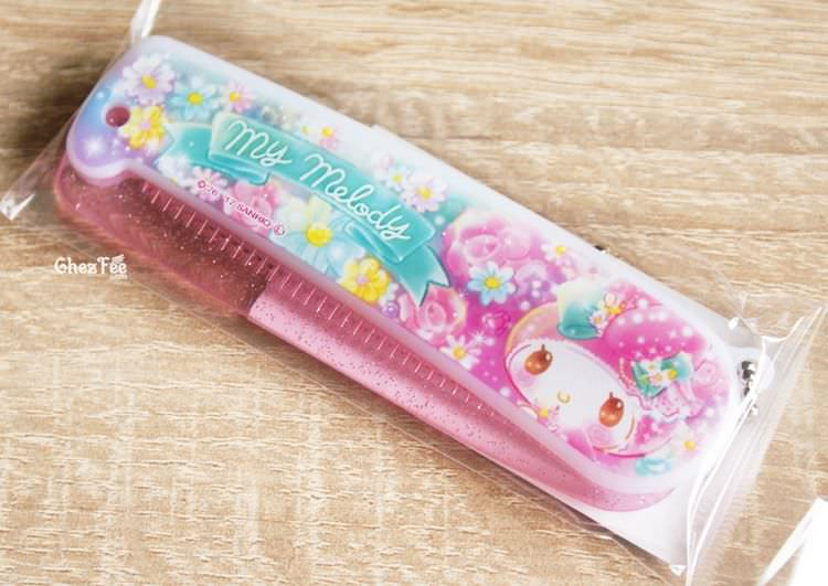 boutique kawaii shop chezfee sanrio officiel authentique brosse cheveux my melody 1