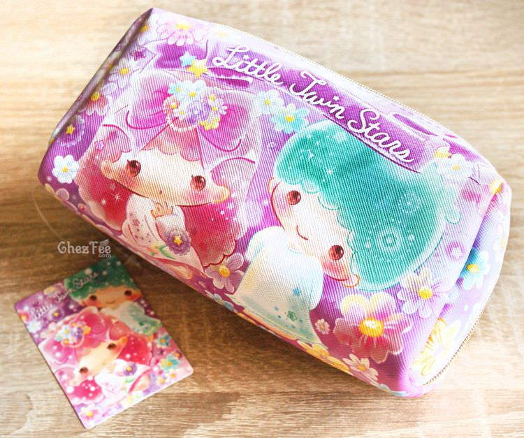 boutique kawaii shop chezfee trousse japonaise sanrio licence authentique little twin stars 1