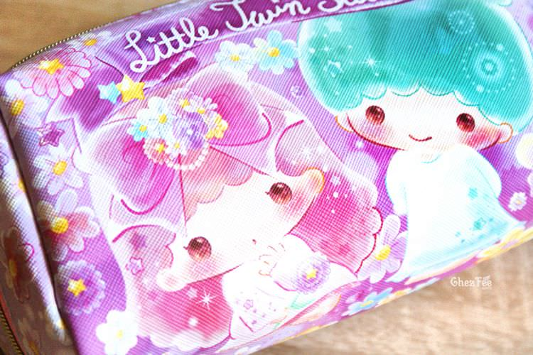 boutique kawaii shop chezfee trousse japonaise sanrio licence authentique little twin stars 2