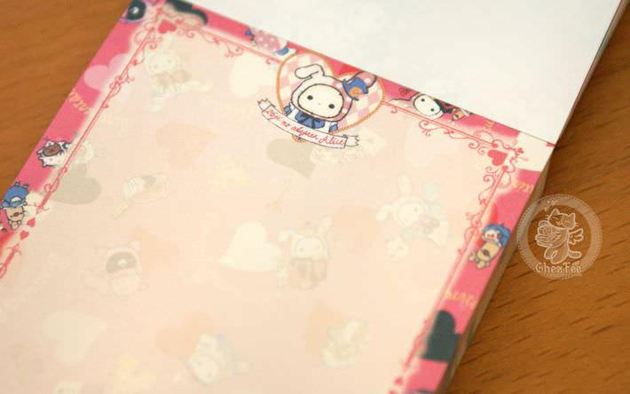 boutique papeterie fourniture kawaii shop en ligne chezfee com mini carnet sentimental circus alice reine7