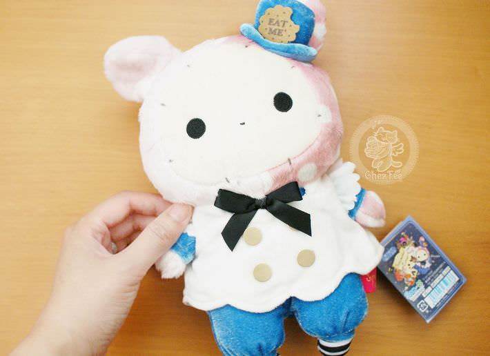 boutique kawaii shop chezfee com peluche sanx authentique sentimental circus alice4