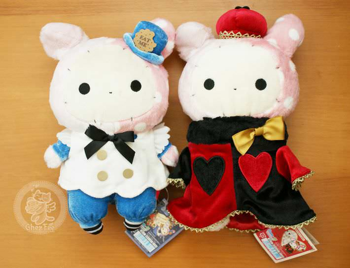 boutique kawaii shop cute chezfee com peluche sanx authentique sentimental circus alice1