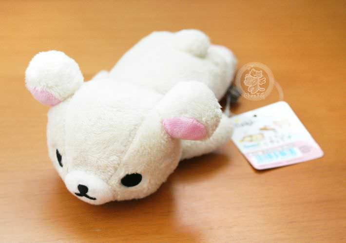boutique kawaii shop cute chezfee com peluche sanx authentique korilakkuma allonge1
