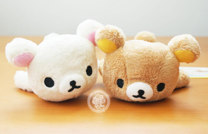 boutique kawaii shop cute chezfee com peluche sanx authentique rilakkuma korilakkuma allonge4