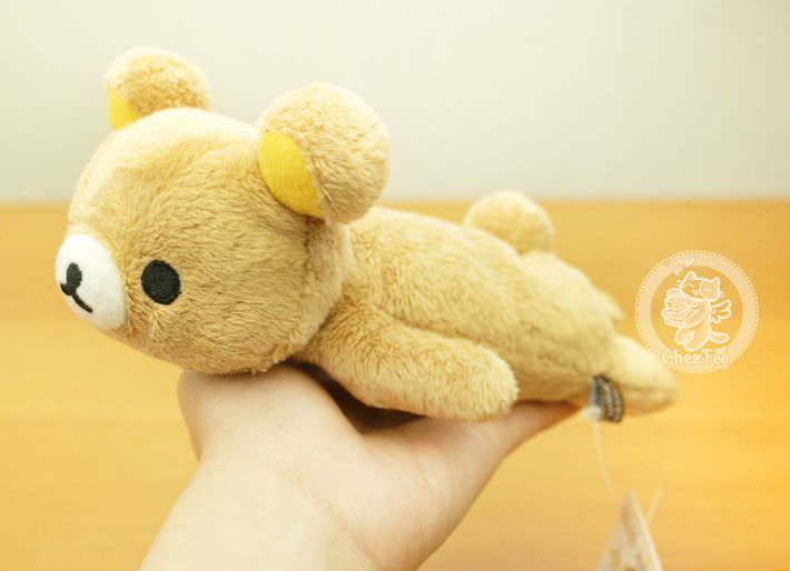boutique kawaii shop cute chezfee com peluche sanx authentique rilakkuma korilakkuma allonge6