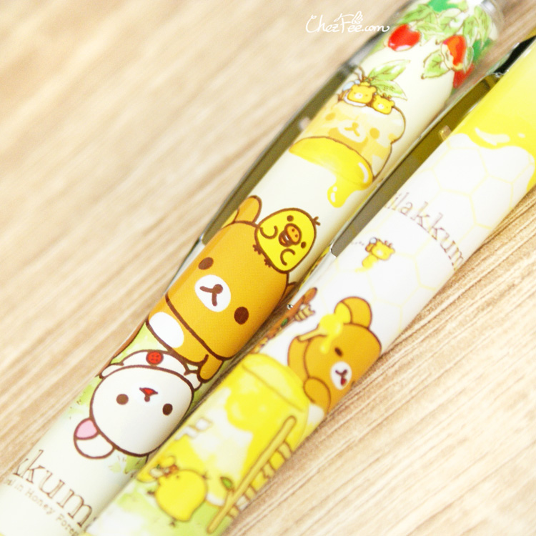 boutique kawaii shop france sanx rilakkuma stylo criterium miel 6