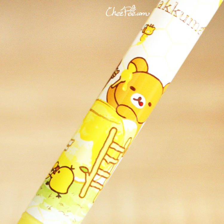 boutique kawaii shop france sanx rilakkuma stylo criterium miel miam 1