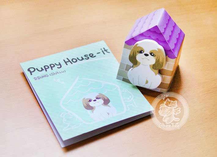 papeterie-sticky-note-mignon-kawaii-chien-puppy-house-maison-boutique-chezfee-com07