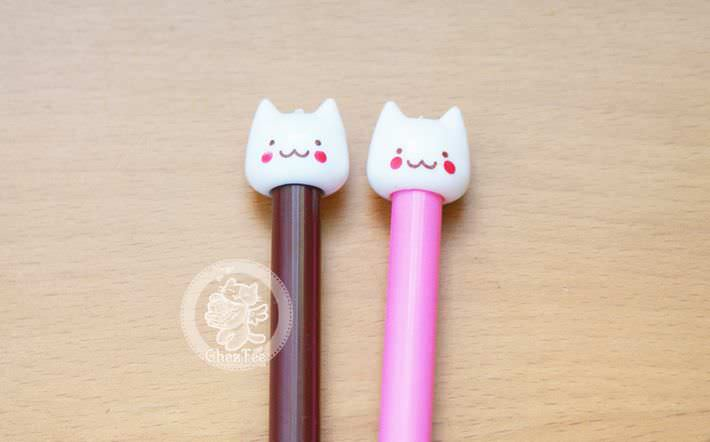stylo kawaii chat