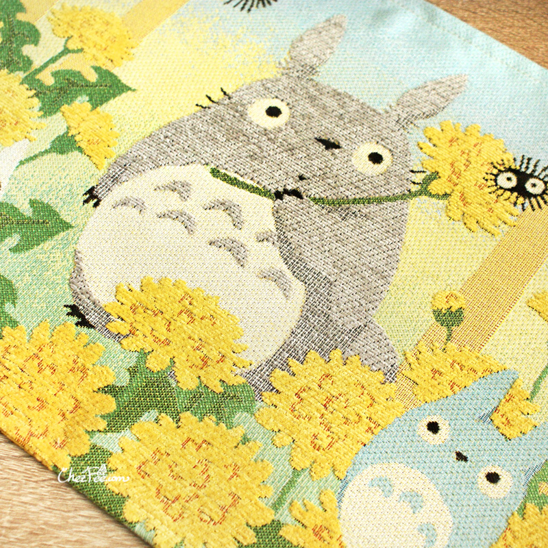 boutique kawaii shop france chezfee sous assiette nappe ghibli officiel totoro fleur 2
