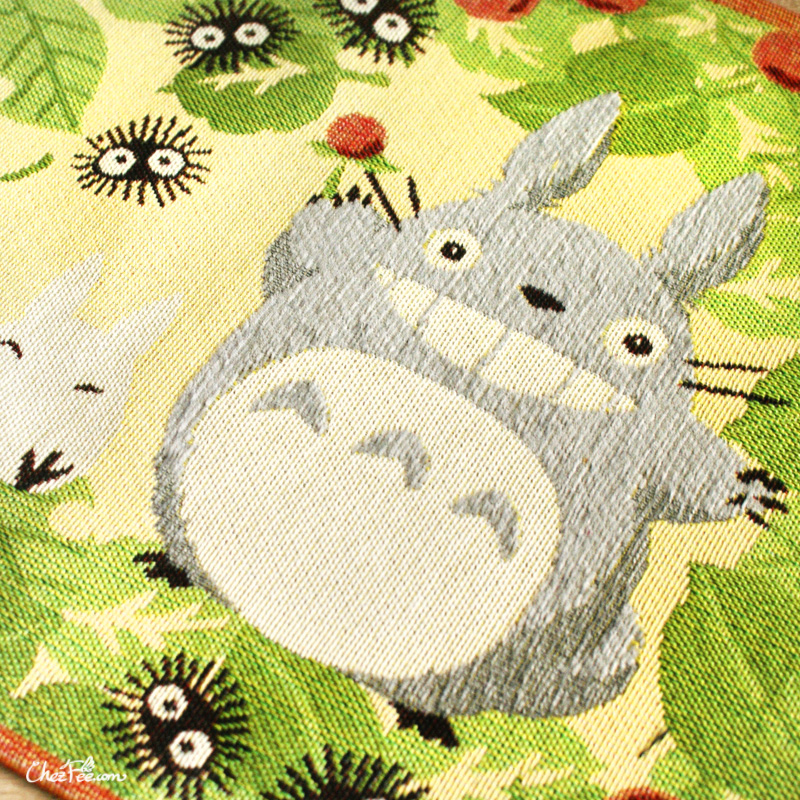 boutique kawaii shop france chezfee sous assiette nappe ghibli officiel totoro recolte 2