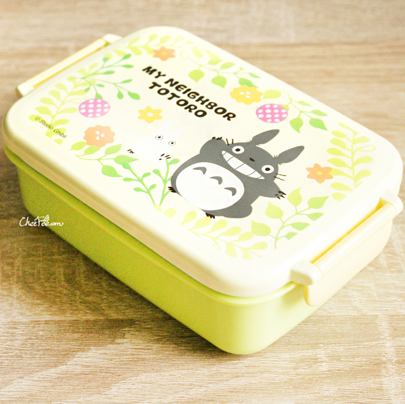 boutique kawaii shop france chezfee studio ghibli officiel totoro boite bento fleurs 1