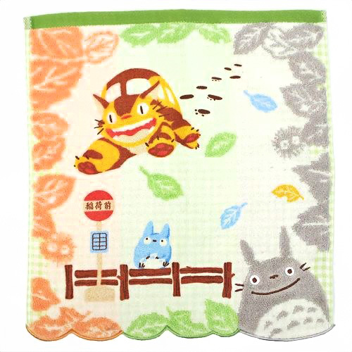 boutique kawaii shop france chezfee studio ghibli officiel totoro serviette arret bus 1