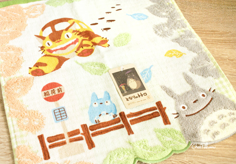 boutique kawaii shop france chezfee studio ghibli officiel totoro serviette arret bus 2