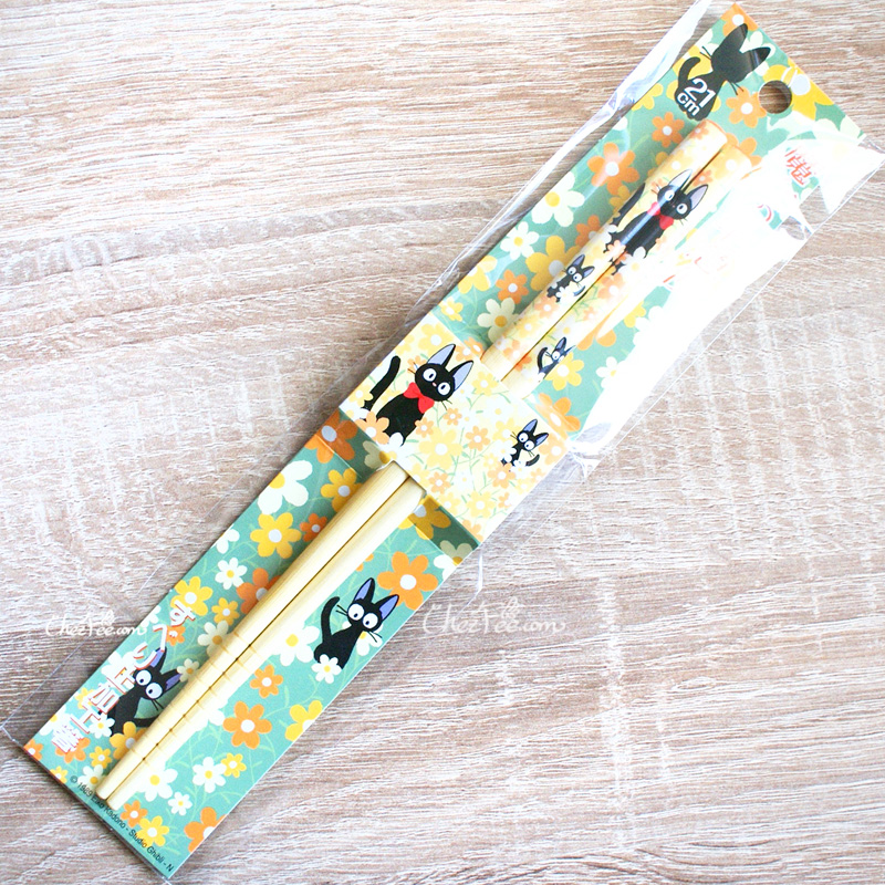 boutique kawaii shop chezfee studio ghibli officiel jiji fleurs baguettes bambou 4