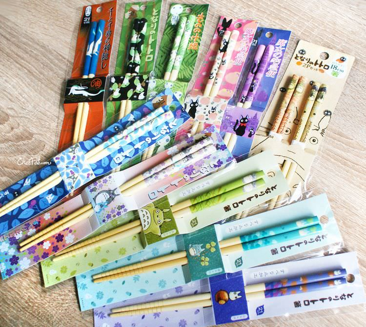 boutique kawaii shop france lille chezfee cuisine japaonaise baguette chopsticks japanese studio ghibli 1