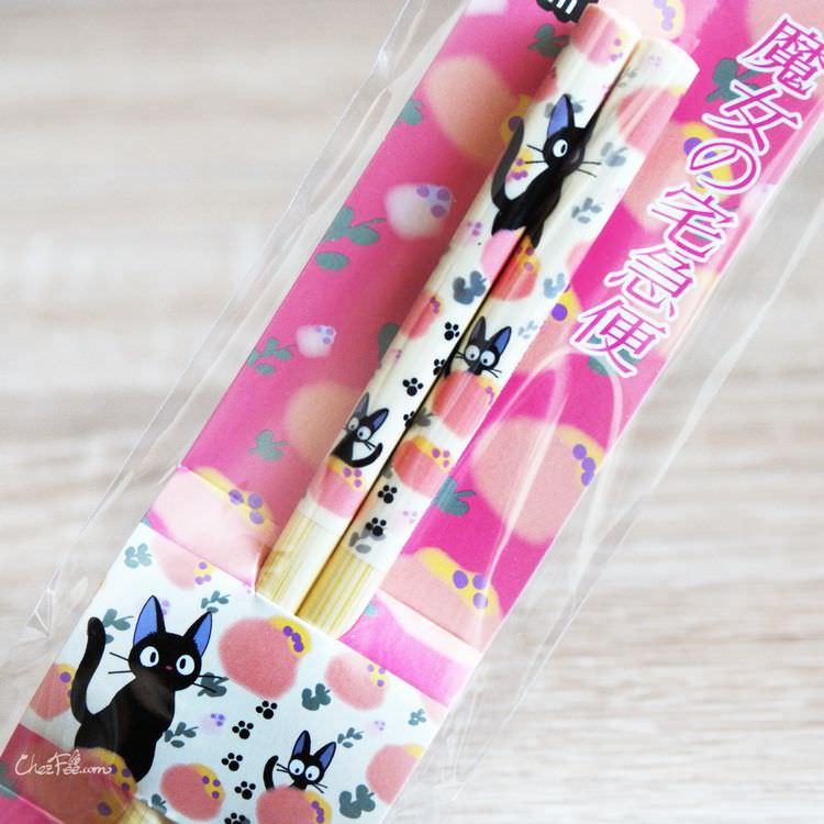 boutique kawaii shop france lille chezfee cuisine japaonaise baguette chopsticks japanese studio ghibli jiji chat rose 1