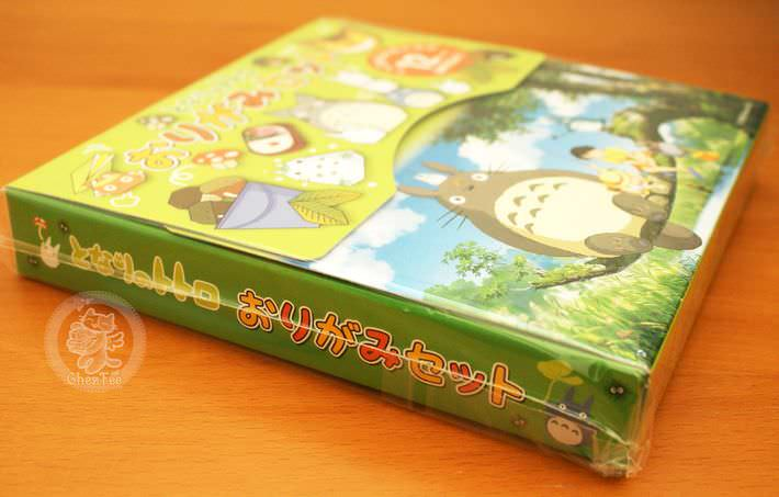 totoro ghibli officiel authentique boutique kawaii shop france chezfee com papier washi origami8