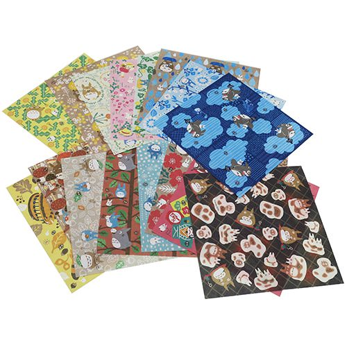 boutique kawaii shop chezfee papier washi loisir studio ghibli officiel authentique totoro saison 2