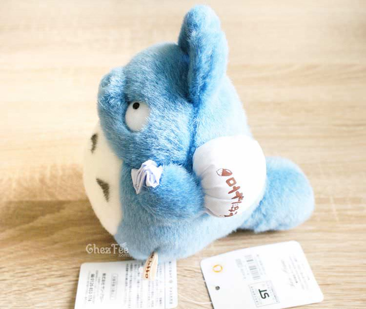 boutique kawaii chezfee com totoro studio ghibli peluche officiel authentique bleu s 3