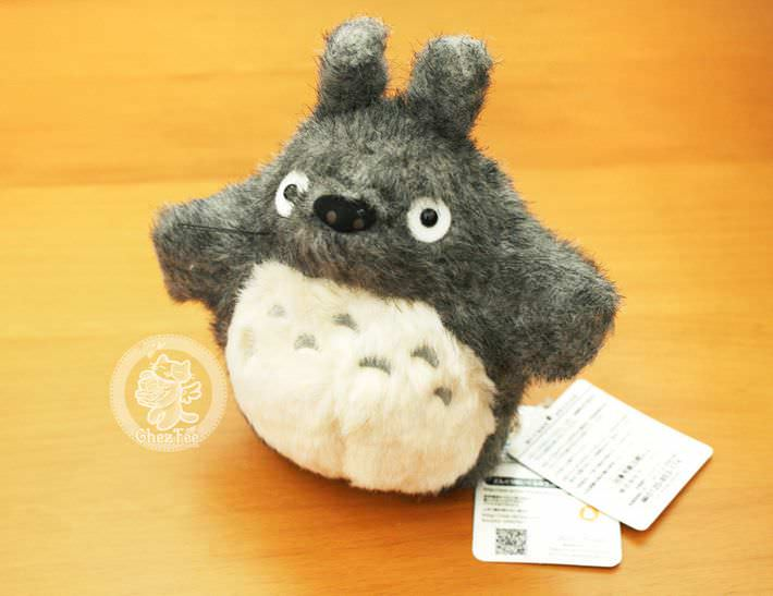 boutique kawaii chezfee com totoro studio ghibli peluche officiel authentique fonce1